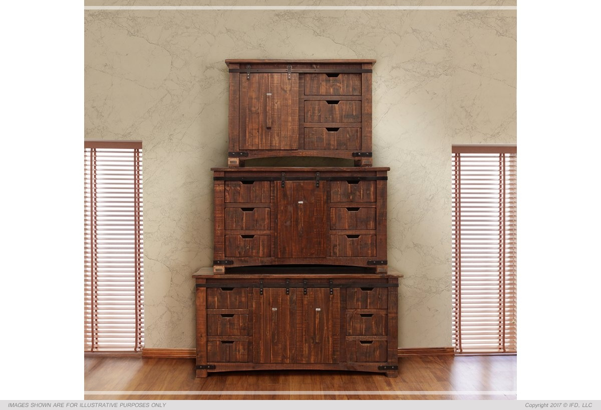 359 Pueblo Tv Discount Rustic Furniture