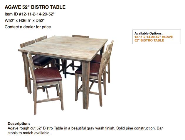 Rustic Furniture Baytown