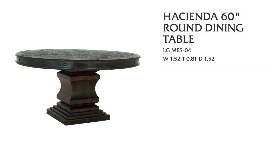 Furniture Humble Tx Gran Hacienda Collection – Discount Rustic Furniture