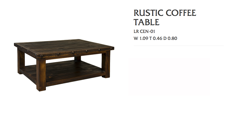 Rustic Collection Discount Rustic Furniture